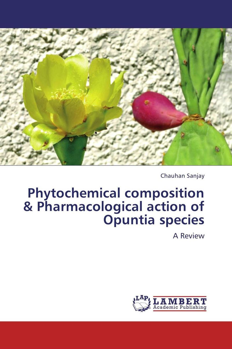 Phytochemical composition & Pharmacological action of Opuntia species effect of fruits of opuntia ficus indica on hemolytic anemia
