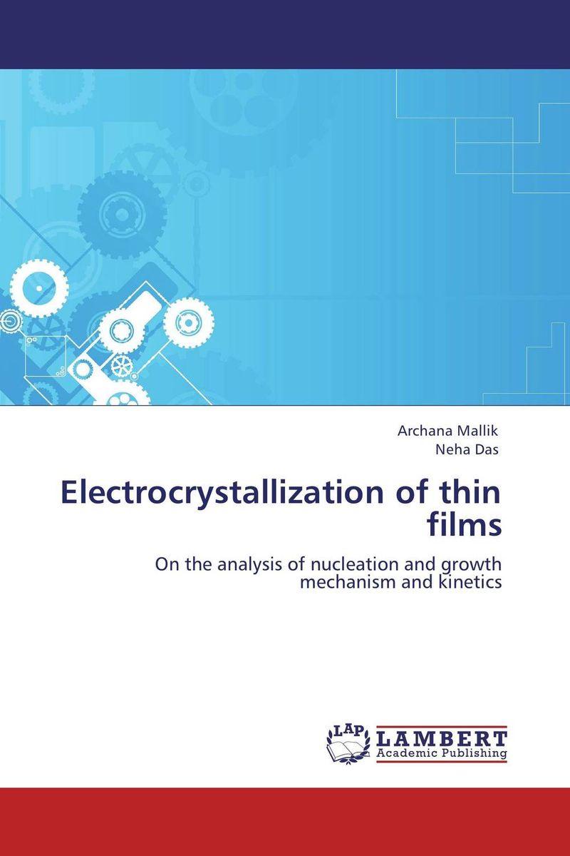 Electrocrystallization of thin films bulk and thin films cu1 xtlxba2cacu208 y superconductors