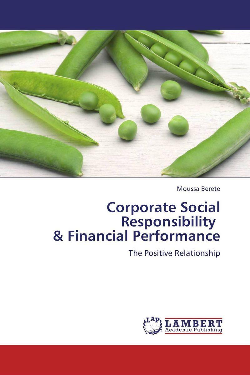 Corporate Social Responsibility   & Financial Performance dan zheng the impact of employees perception of corporate social responsibility