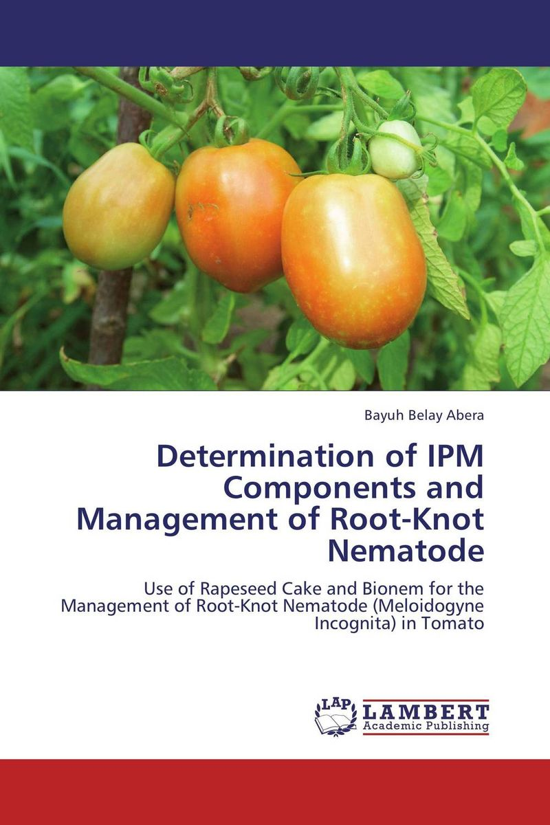 Determination of IPM Components and Management of Root-Knot Nematode h n gour pankaj sharma and rakesh kaushal pathological aspects and management of root rot of groundnut