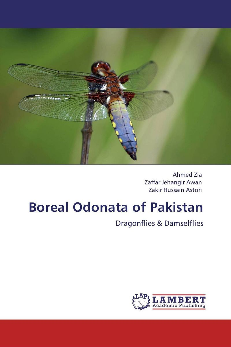 Boreal Odonata of Pakistan detailed morphology of two species of phthiraptera from pakistan