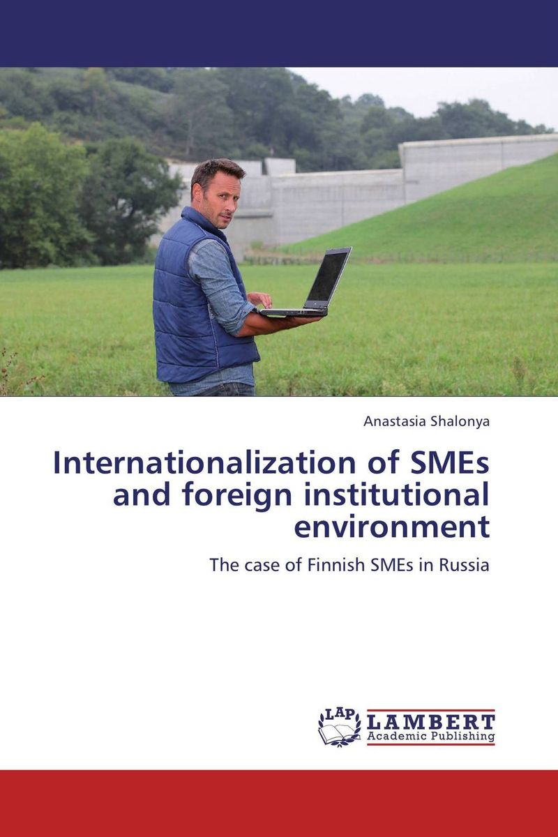 Internationalization of SMEs and foreign institutional environment impact of the handicraft industry on the environment