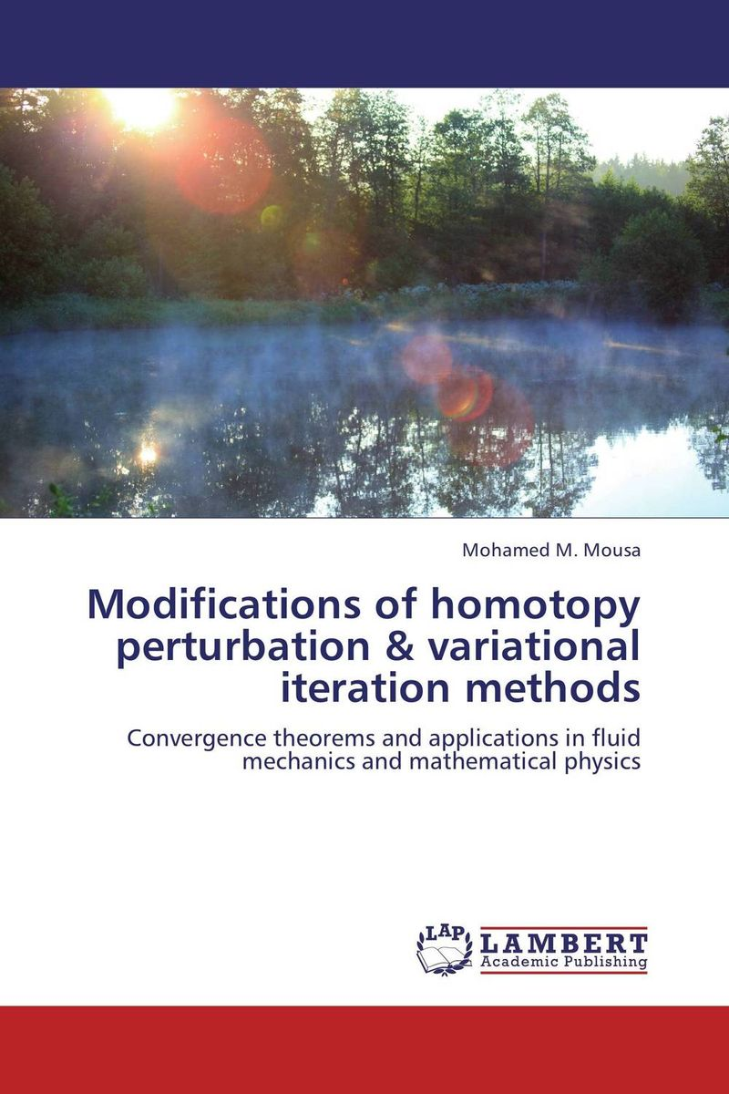 Modifications of homotopy perturbation & variational iteration methods
