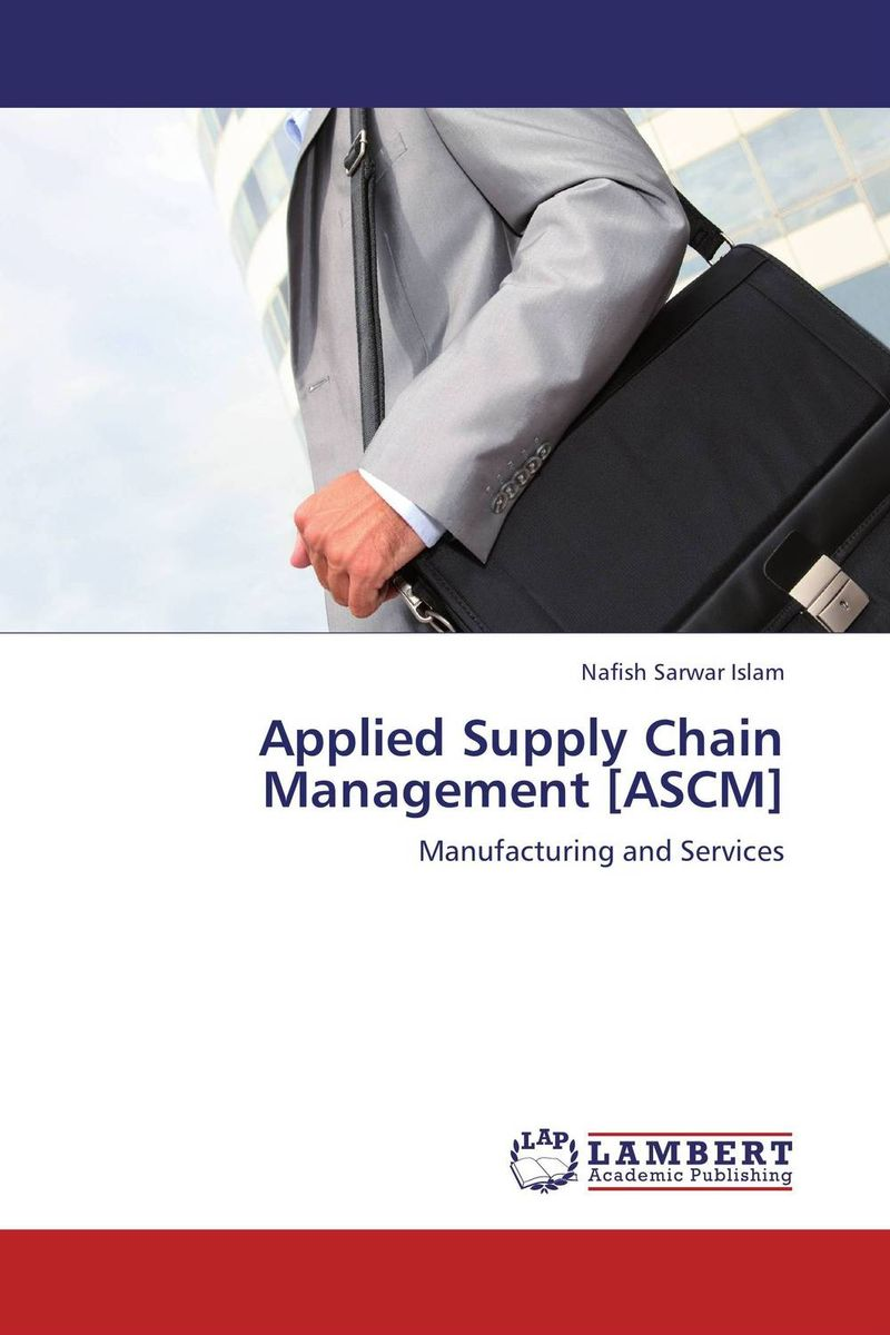 Applied Supply Chain Management [ASCM] dairy supply chain management