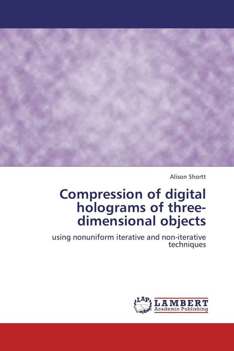 Compression of digital holograms of three-dimensional objects 3d terrain data compression using wavelets