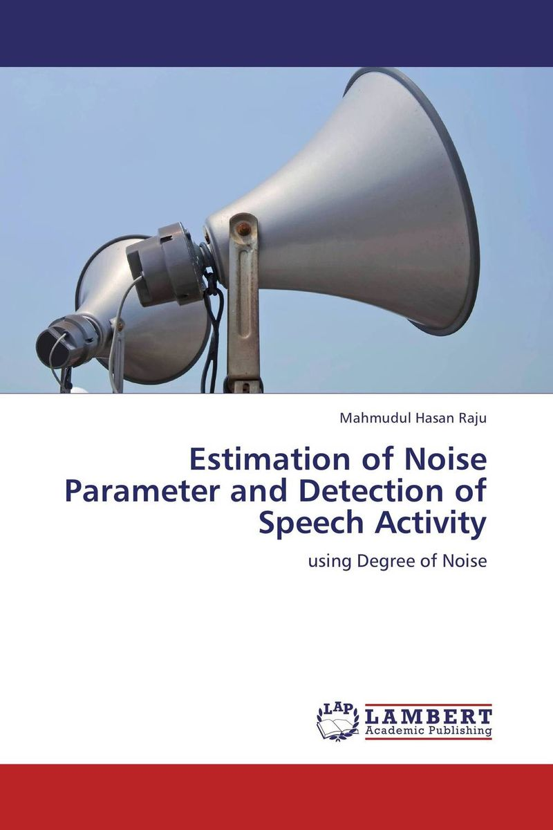 Estimation of Noise Parameter and Detection of Speech Activity a subspace approach for speech signal modelling and classification