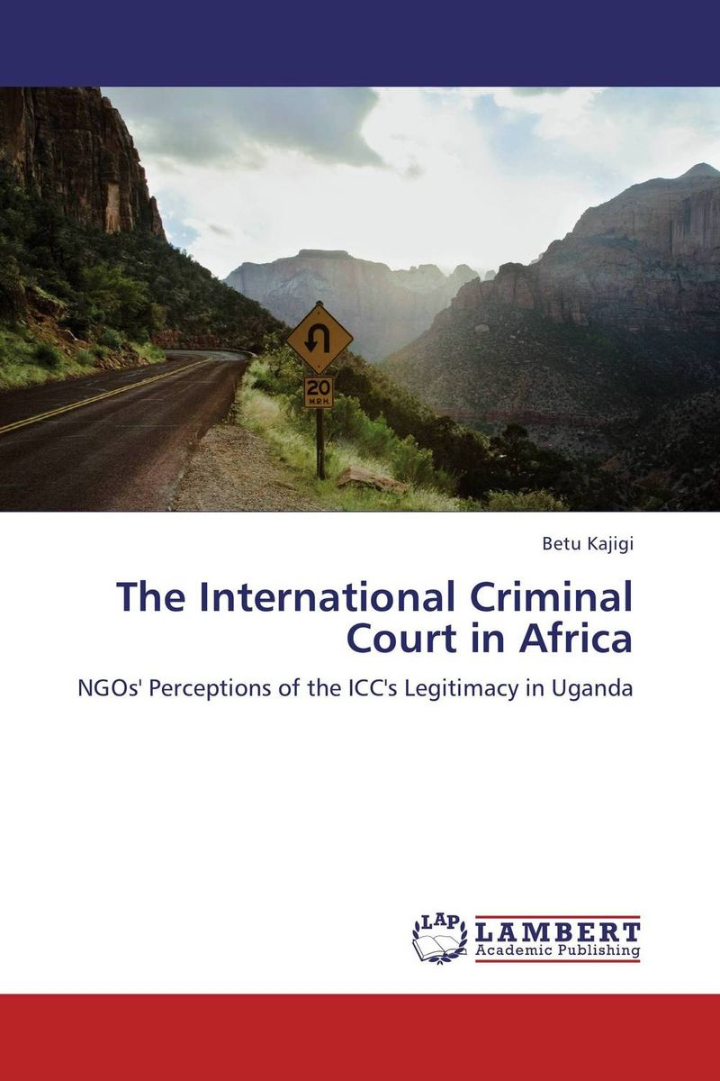 The International Criminal Court in Africa ngos