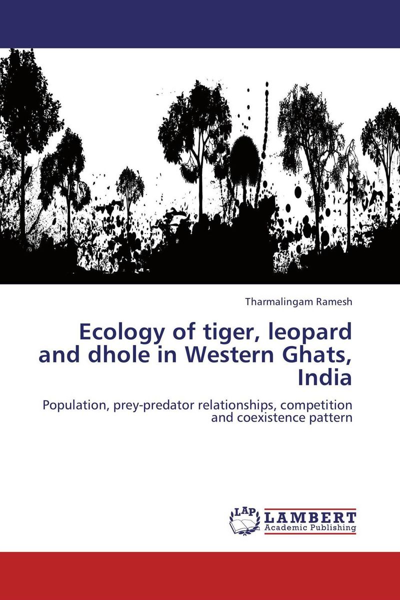 Ecology of tiger, leopard and dhole in Western Ghats, India leopard s prey