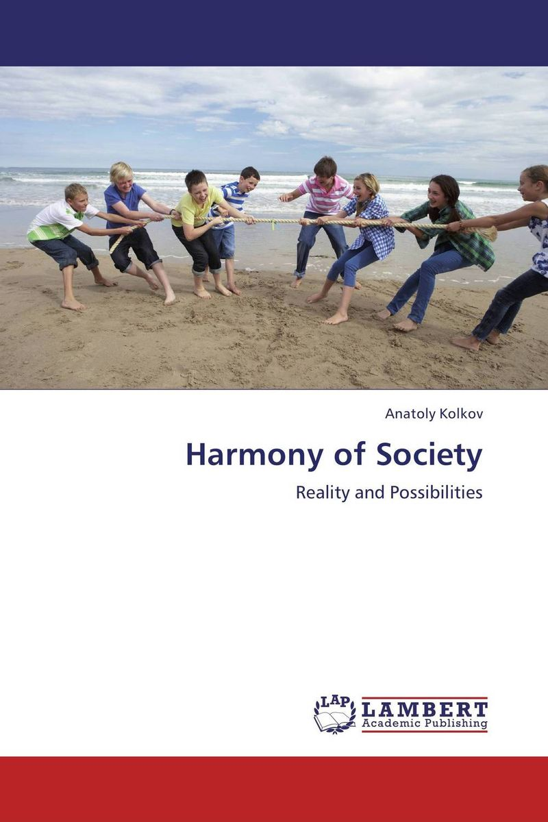 Harmony of Society j newell philip a new harmony the spirit the earth and the human soul