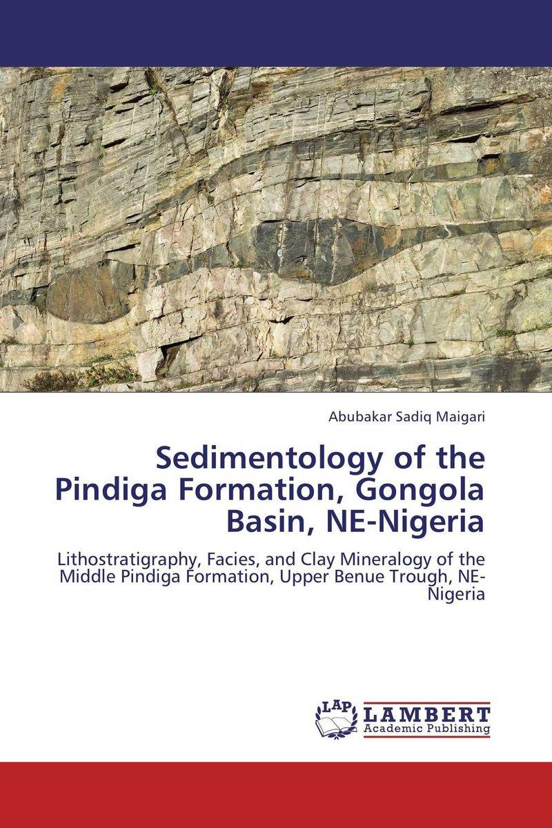 Sedimentology of the Pindiga Formation, Gongola Basin, NE-Nigeria the member of the wedding