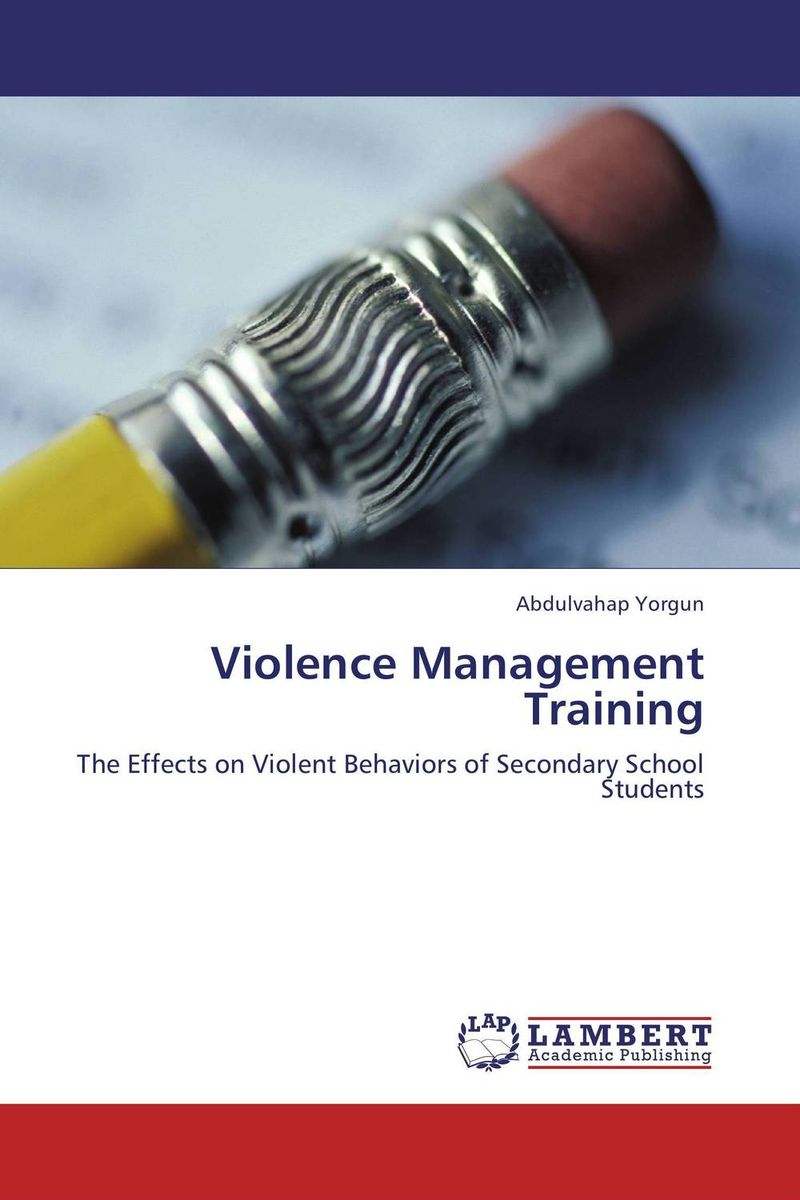 Violence Management Training violent management