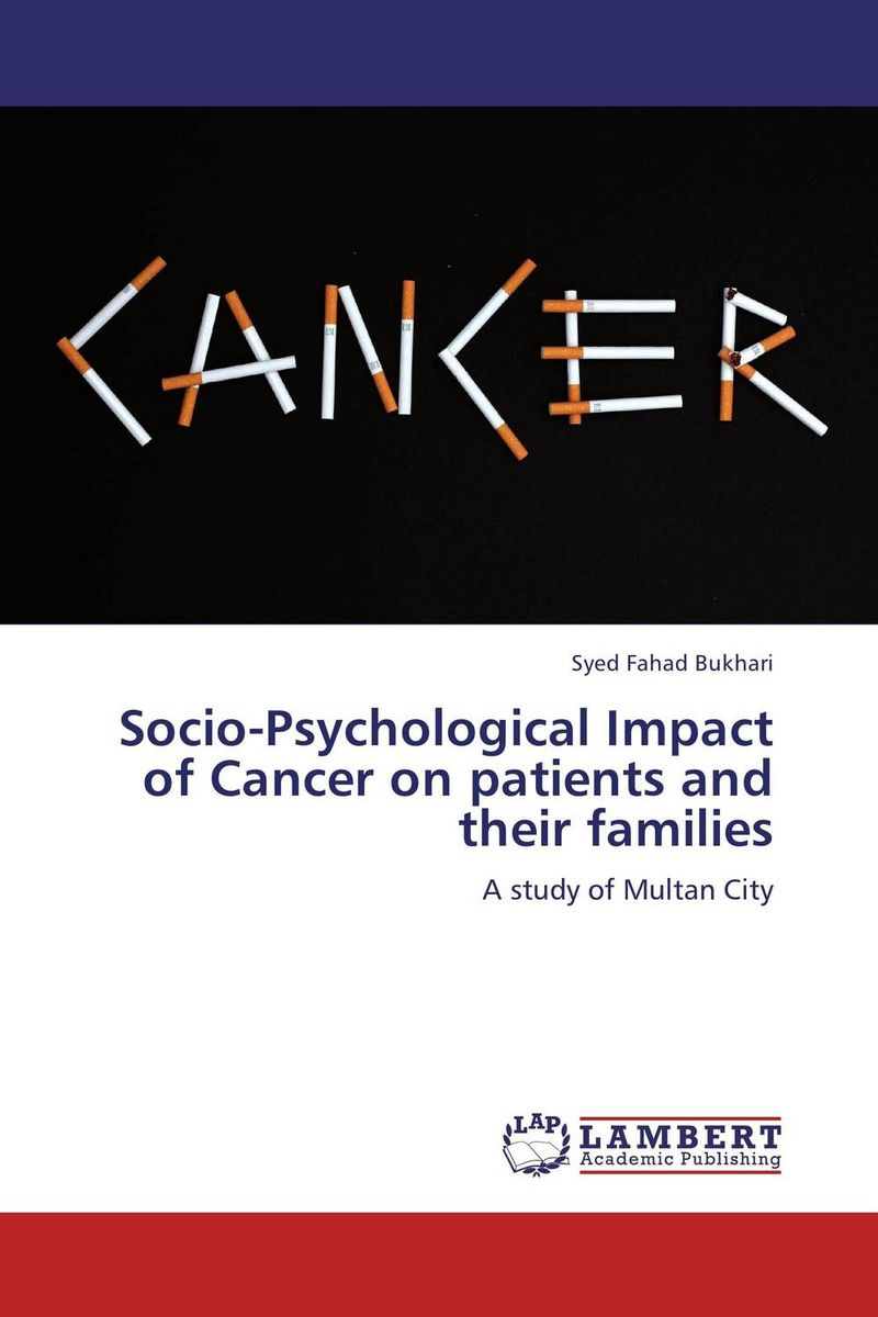 Socio-Psychological Impact of Cancer on patients and their families книги издательство аст везунчики