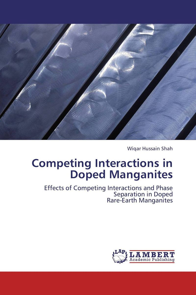 Competing Interactions in Doped Manganites relativistic theory of electron transport in magnetic layers