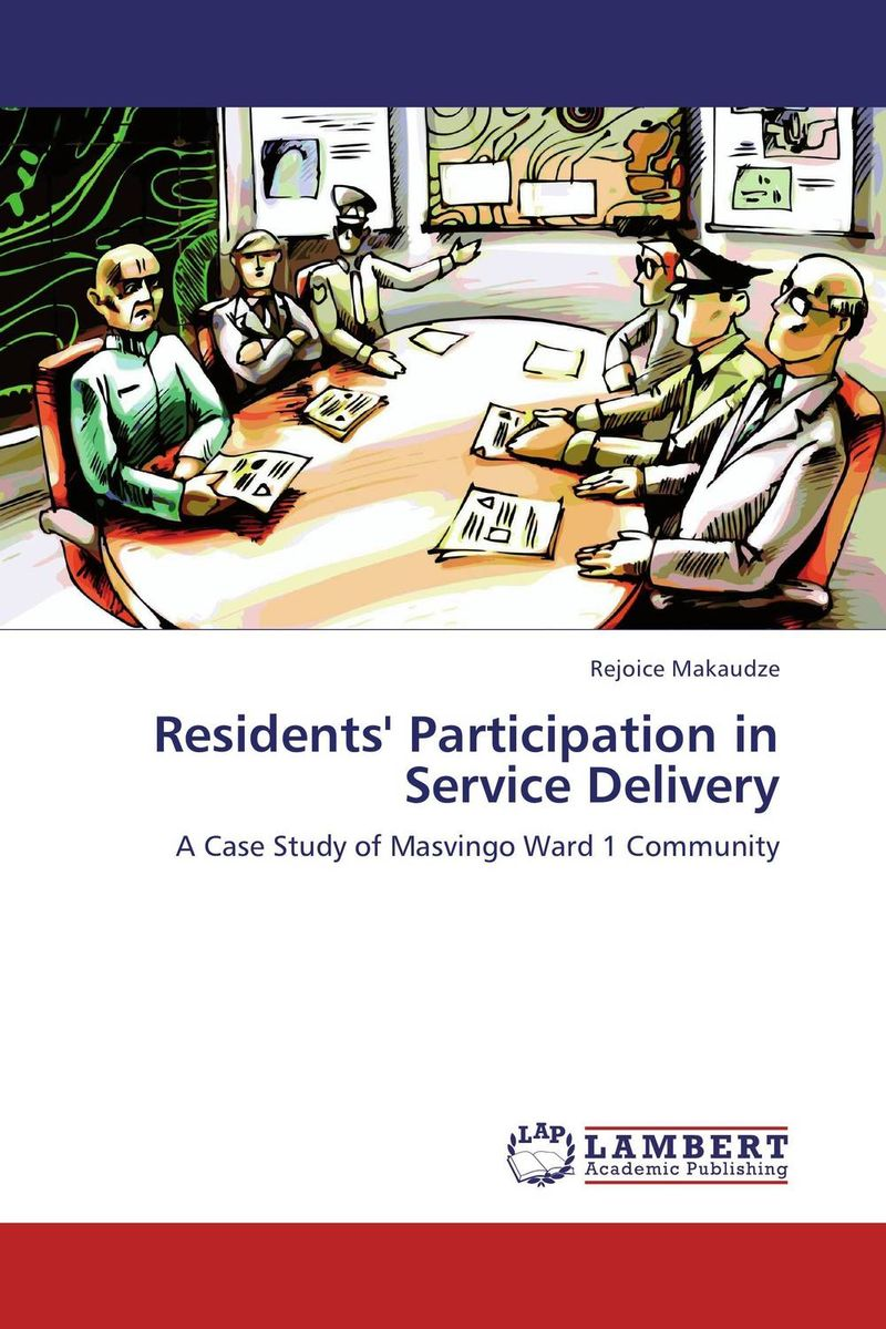 Residents' Participation in Service Delivery vicky ward the liar s ball