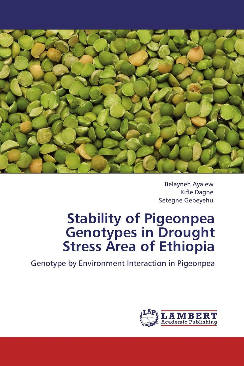 Фото Stability of Pigeonpea Genotypes in Drought Stress Area of Ethiopia cervical cancer in amhara region in ethiopia
