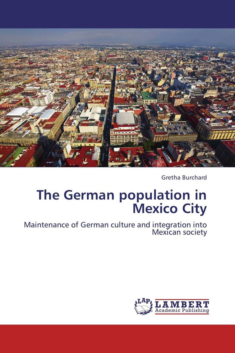 The German population in Mexico City the bassoon in mexico