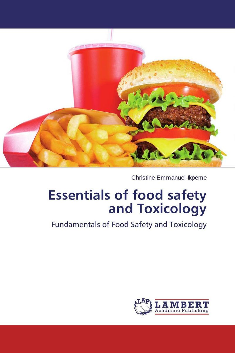 Essentials of food safety and Toxicology formatting titles in food science research