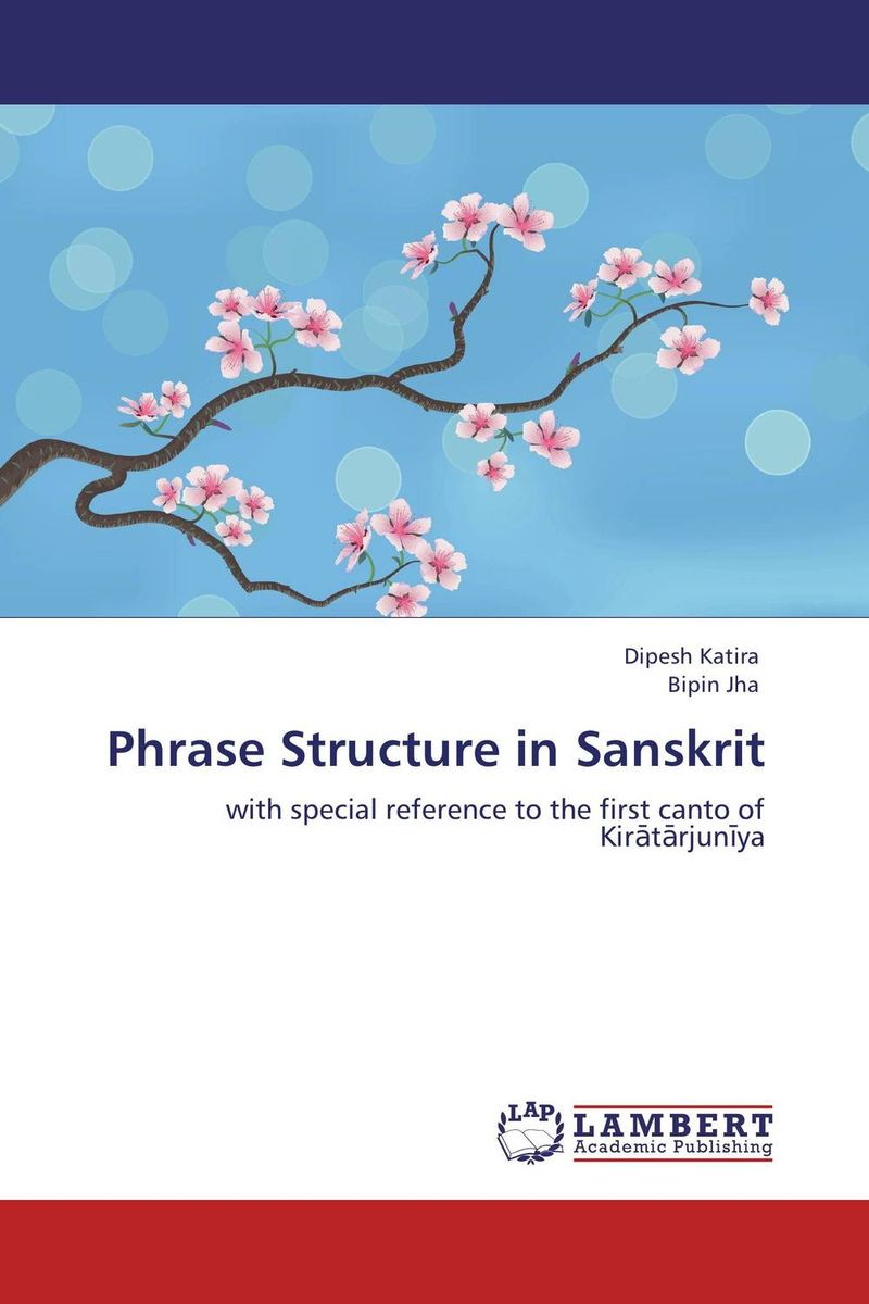 Phrase Structure in Sanskrit russian phrase book