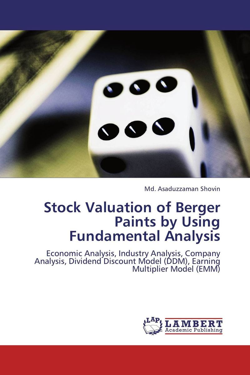 Stock Valuation of Berger Paints by Using Fundamental Analysis danielle stein fairhurst using excel for business analysis