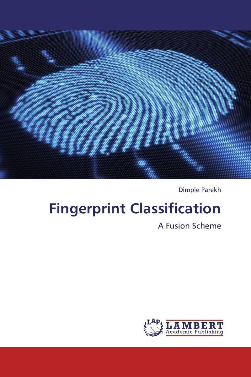 Fingerprint Classification multimodal fusion of iris and fingerprint