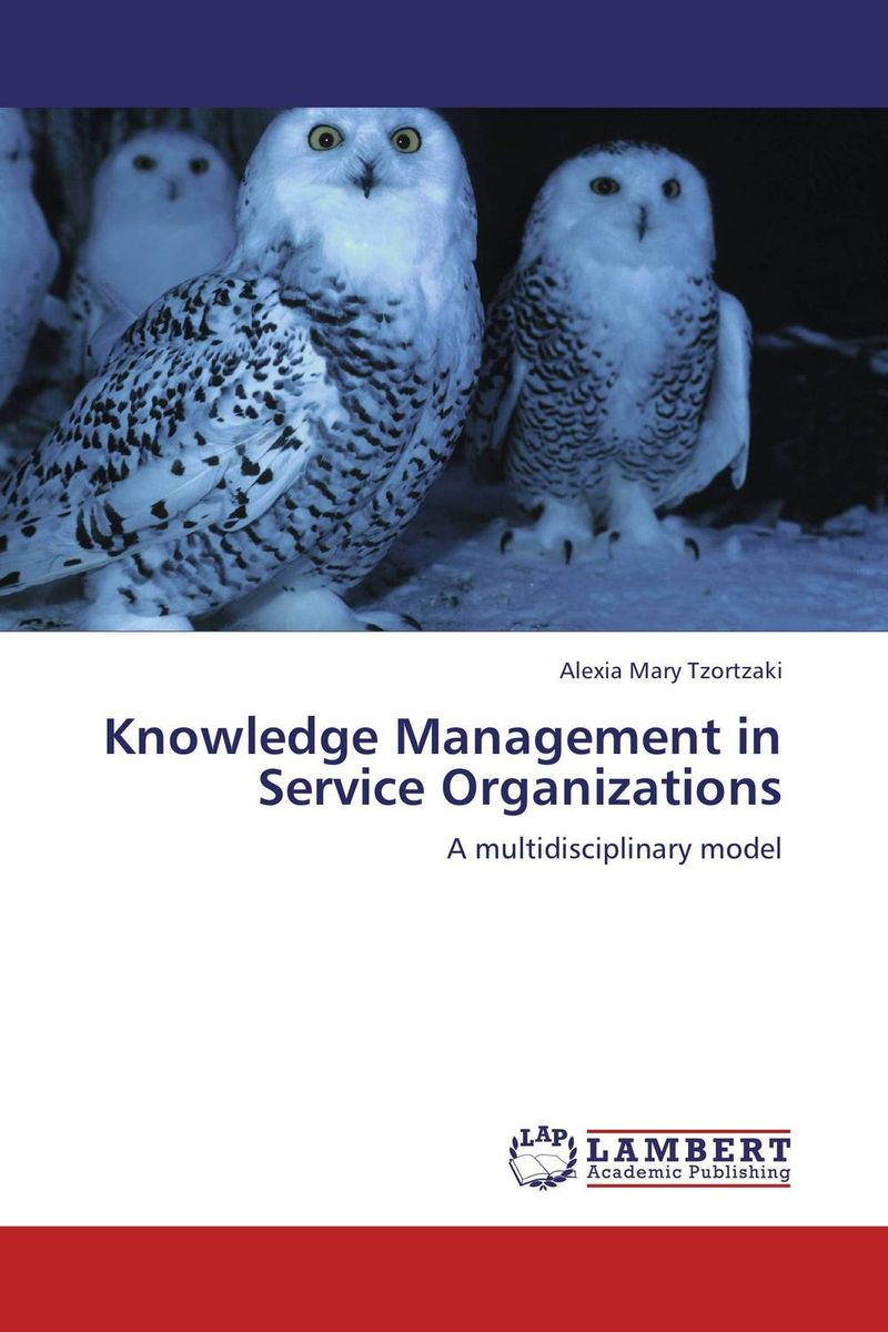 Knowledge Management in Service Organizations introducing knowledge management metrics model