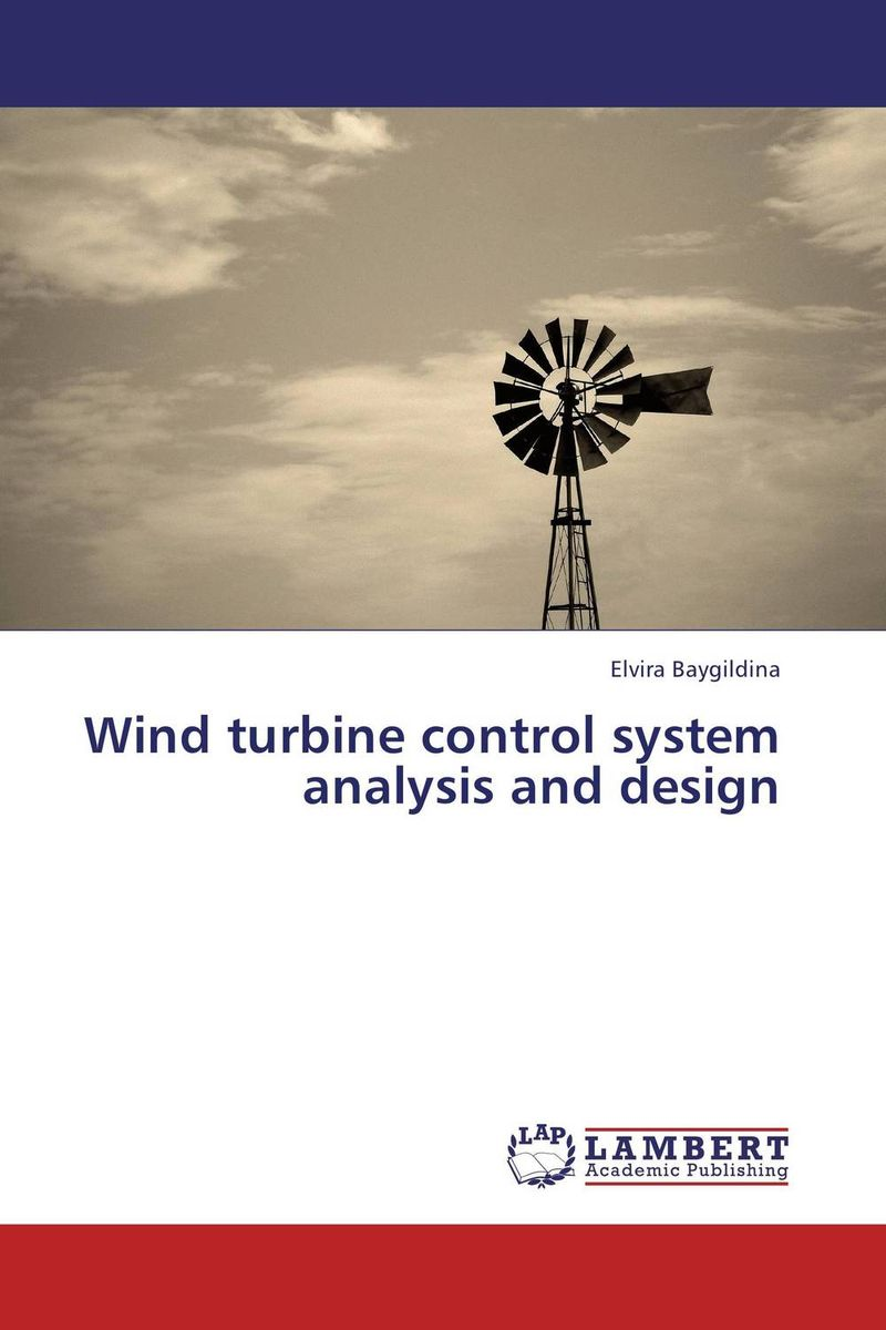 Wind turbine control system analysis and design alison janet koper the development of an effective wind energy regime in nova scotia