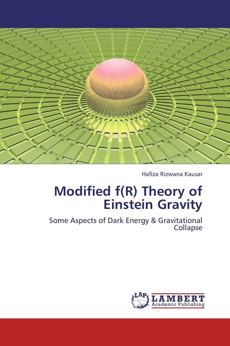 Modified f(R) Theory of Einstein Gravity te0192 garner 2005 international year of physics einstein 5 new stamps 0405