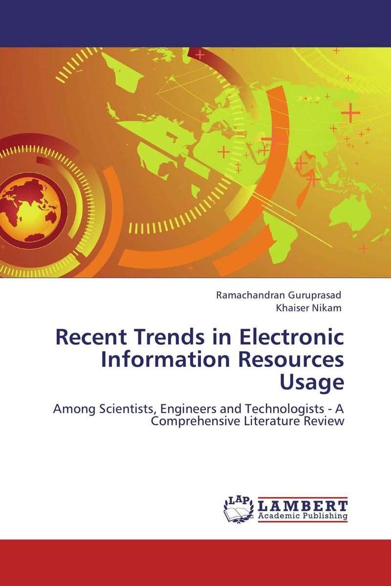 Recent Trends in Electronic Information Resources Usage кальсоны user кальсоны