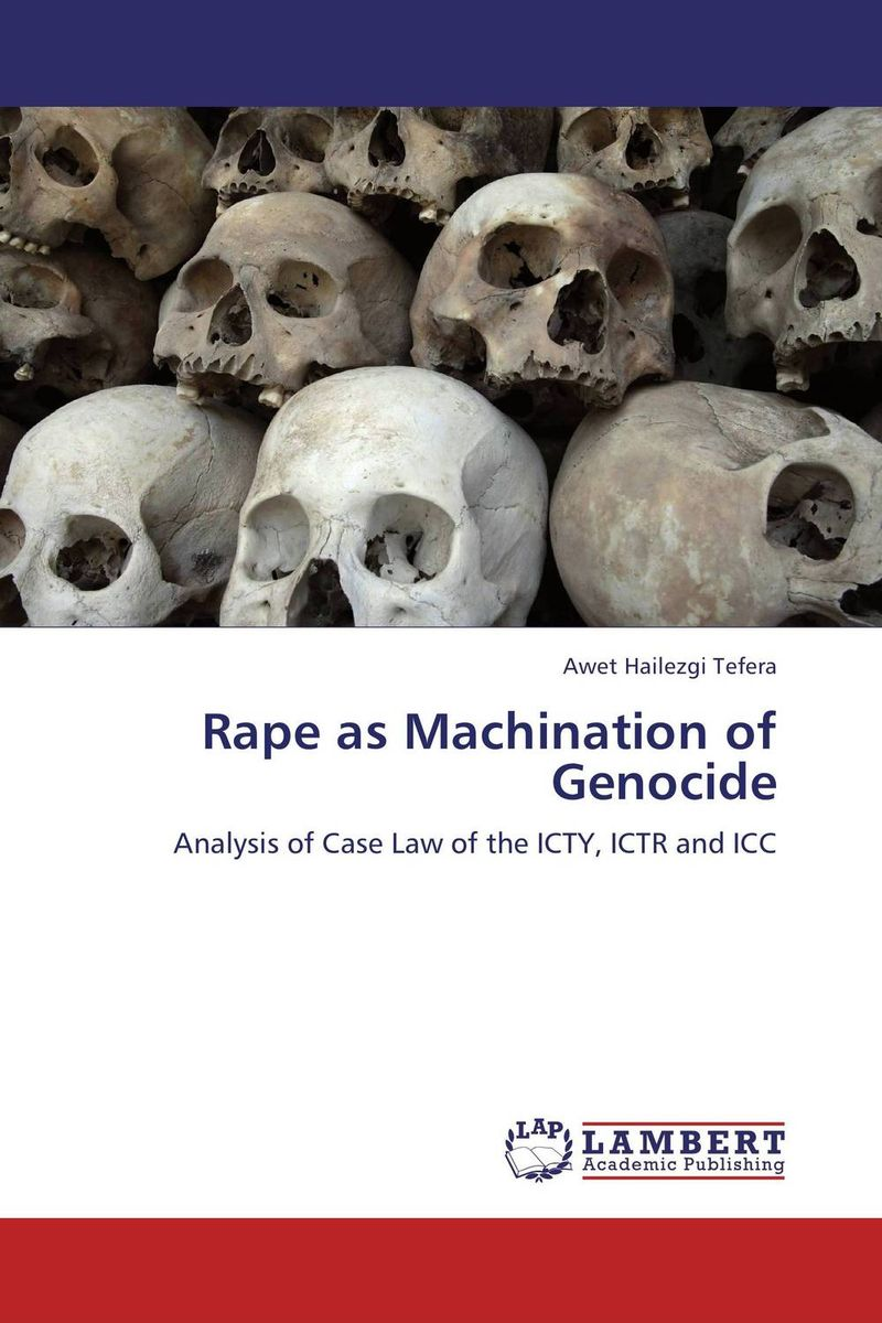 Rape as Machination of Genocide цена и фото