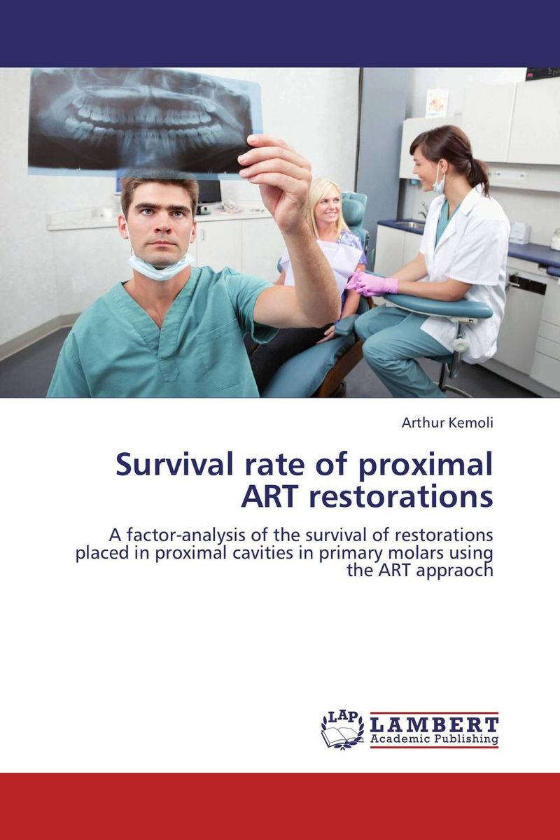 Survival rate of proximal ART restorations duncan bruce the dream cafe lessons in the art of radical innovation