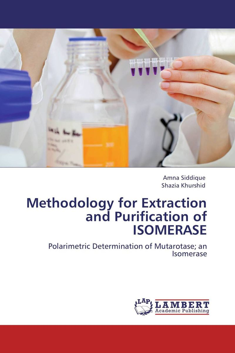 Methodology for Extraction and Purification of ISOMERASE production and purification of laccase from white rot fungi