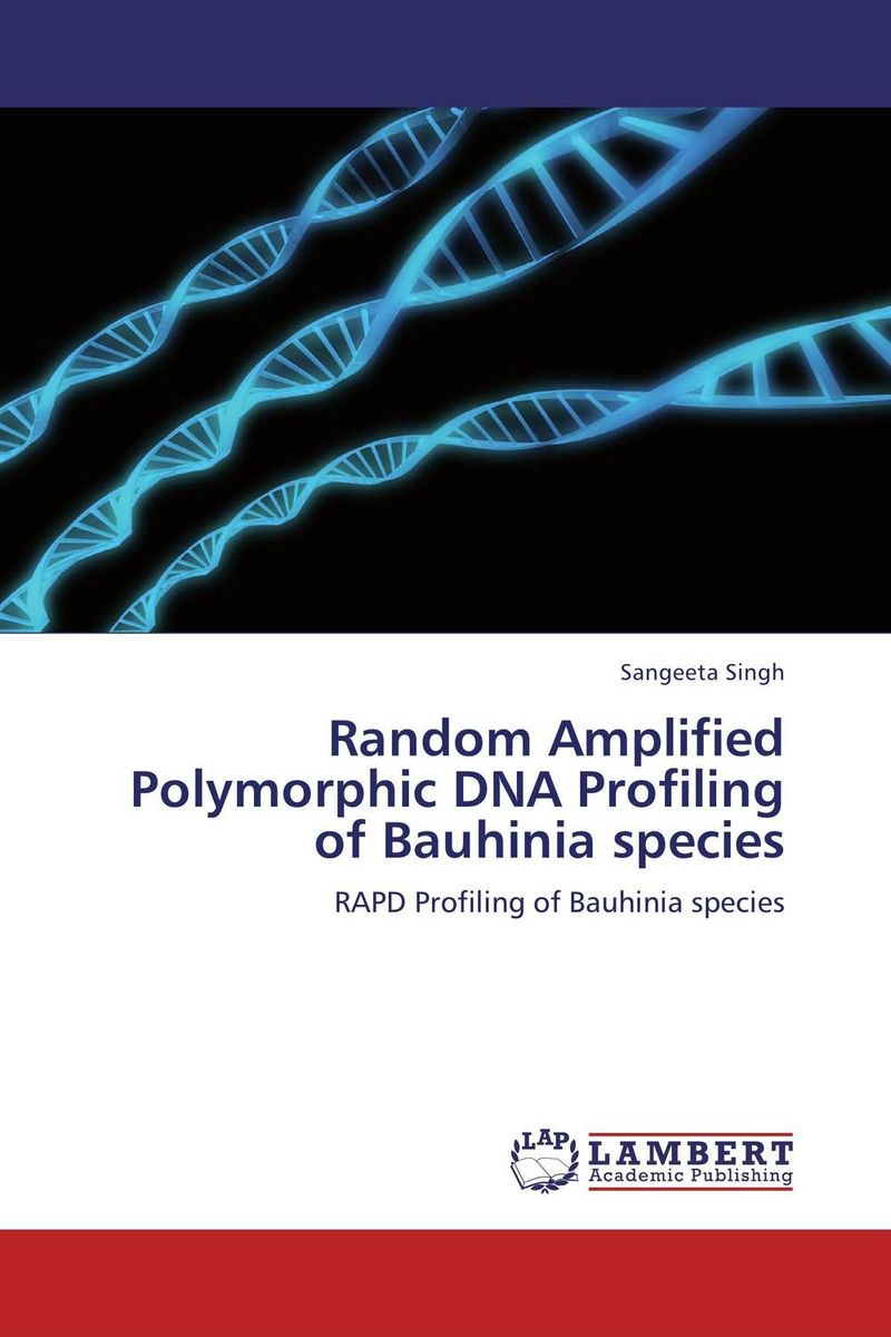 Random Amplified Polymorphic DNA Profiling of Bauhinia species все цены