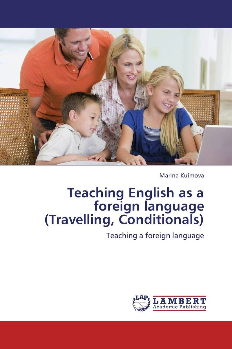 Teaching English as a foreign language (Travelling, Conditionals) csp as a coordination language