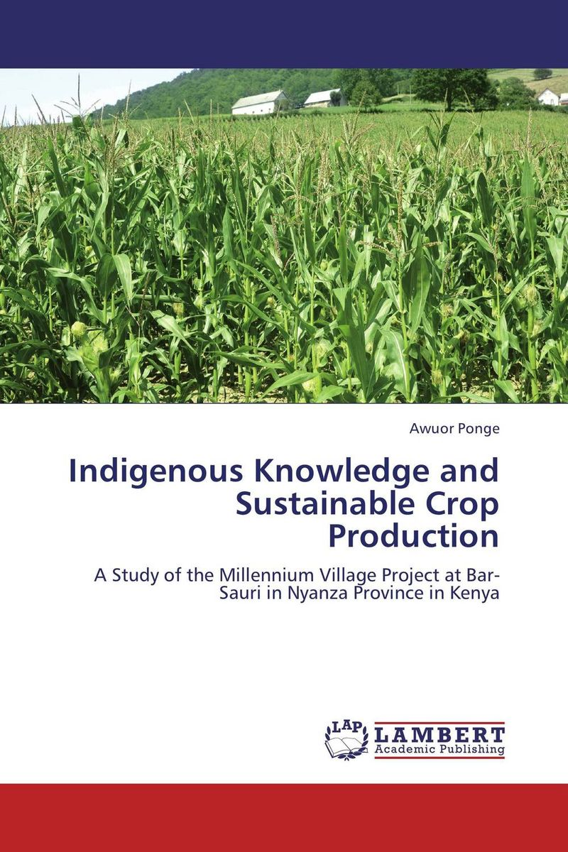 Indigenous Knowledge and Sustainable Crop Production manage enterprise knowledge systematically