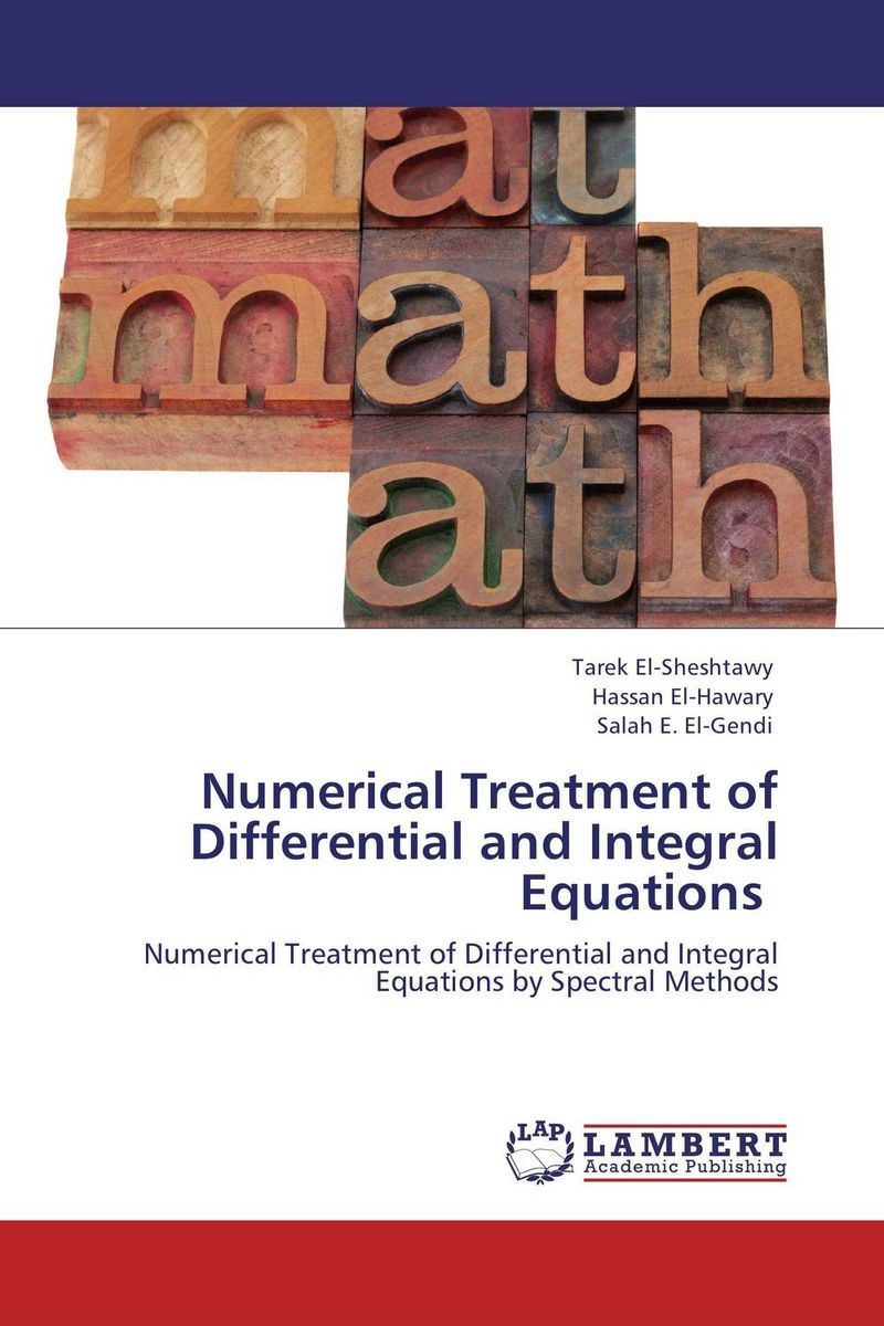 Numerical Treatment of Differential and Integral Equations numerical study of dynamic relaxation methods
