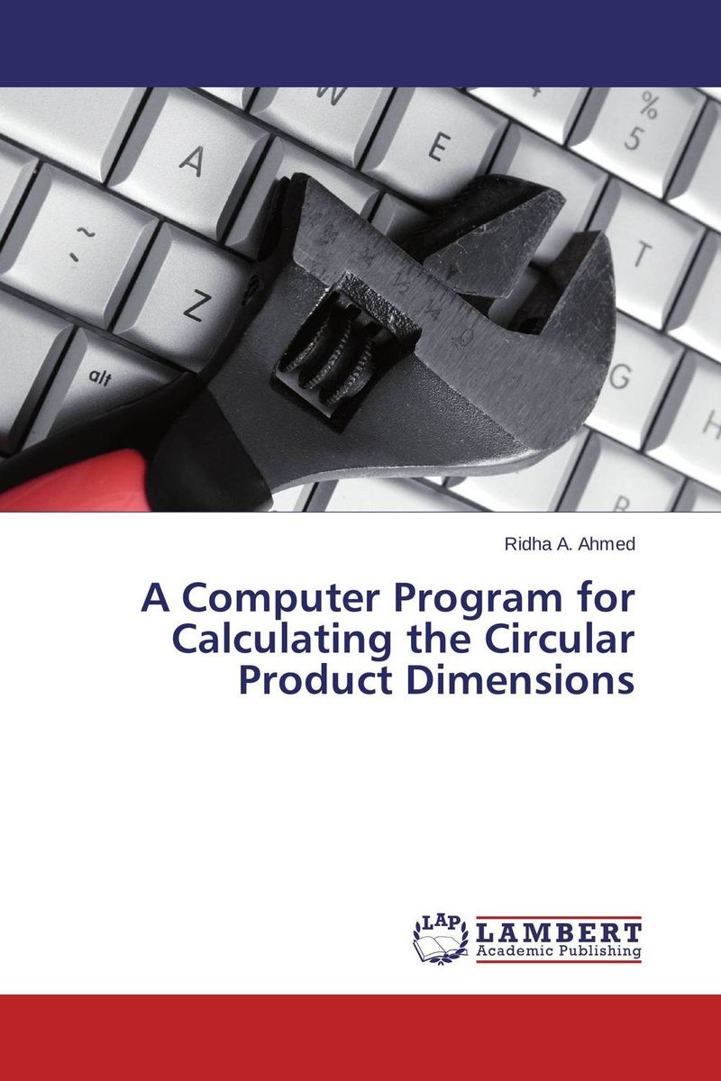 A Computer Program for Calculating the Circular Product Dimensions franke bibliotheca cardiologica ballistocardiogra phy research and computer diagnosis