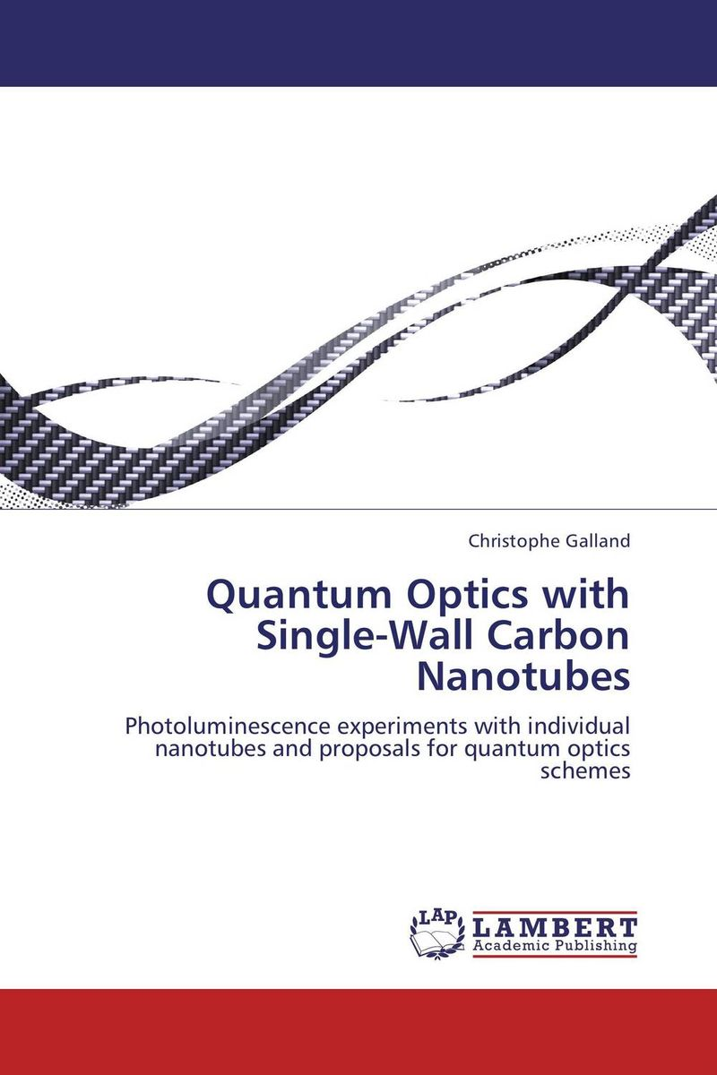 Quantum Optics with Single-Wall Carbon Nanotubes