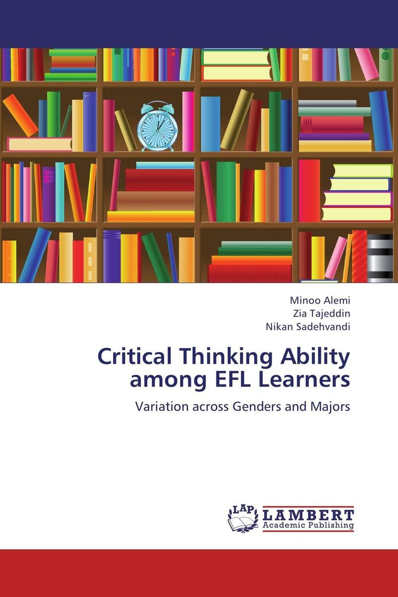 Critical Thinking Ability among EFL Learners
