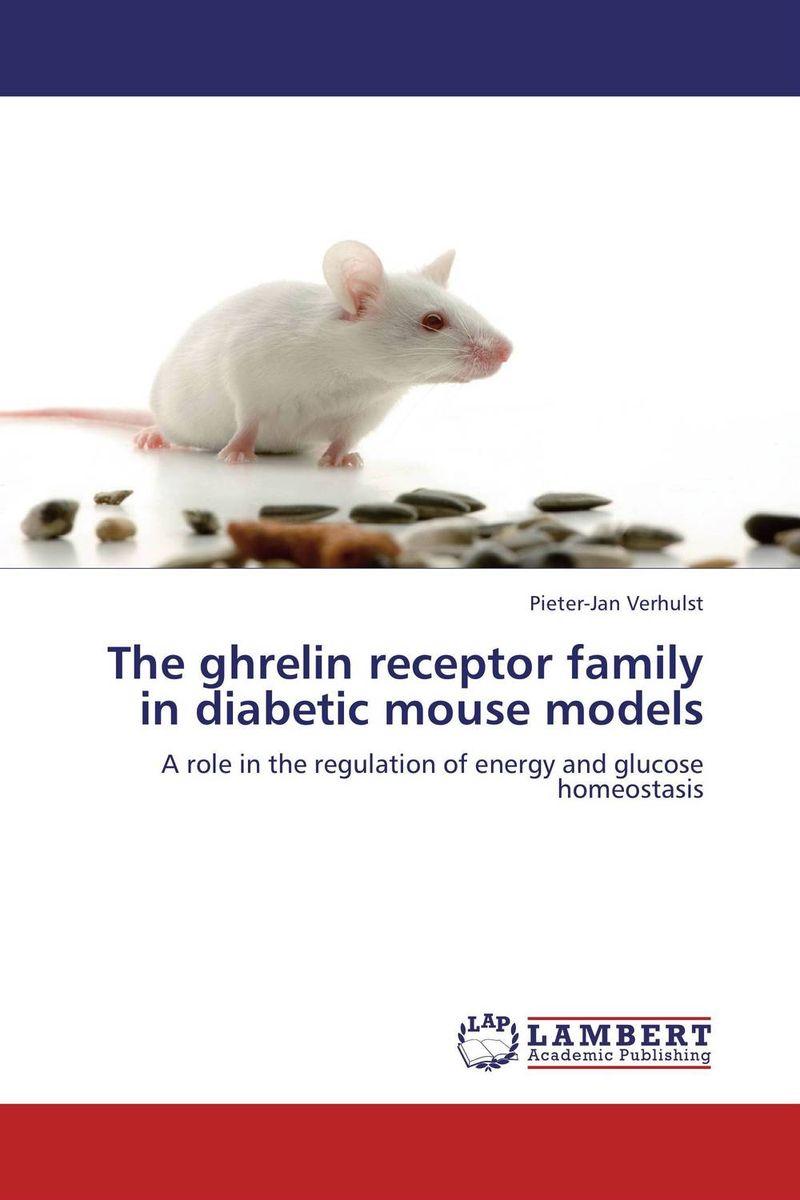 The ghrelin receptor family in diabetic mouse models a role of tec a non receptor tyrosine kinase as apoptotic regulator