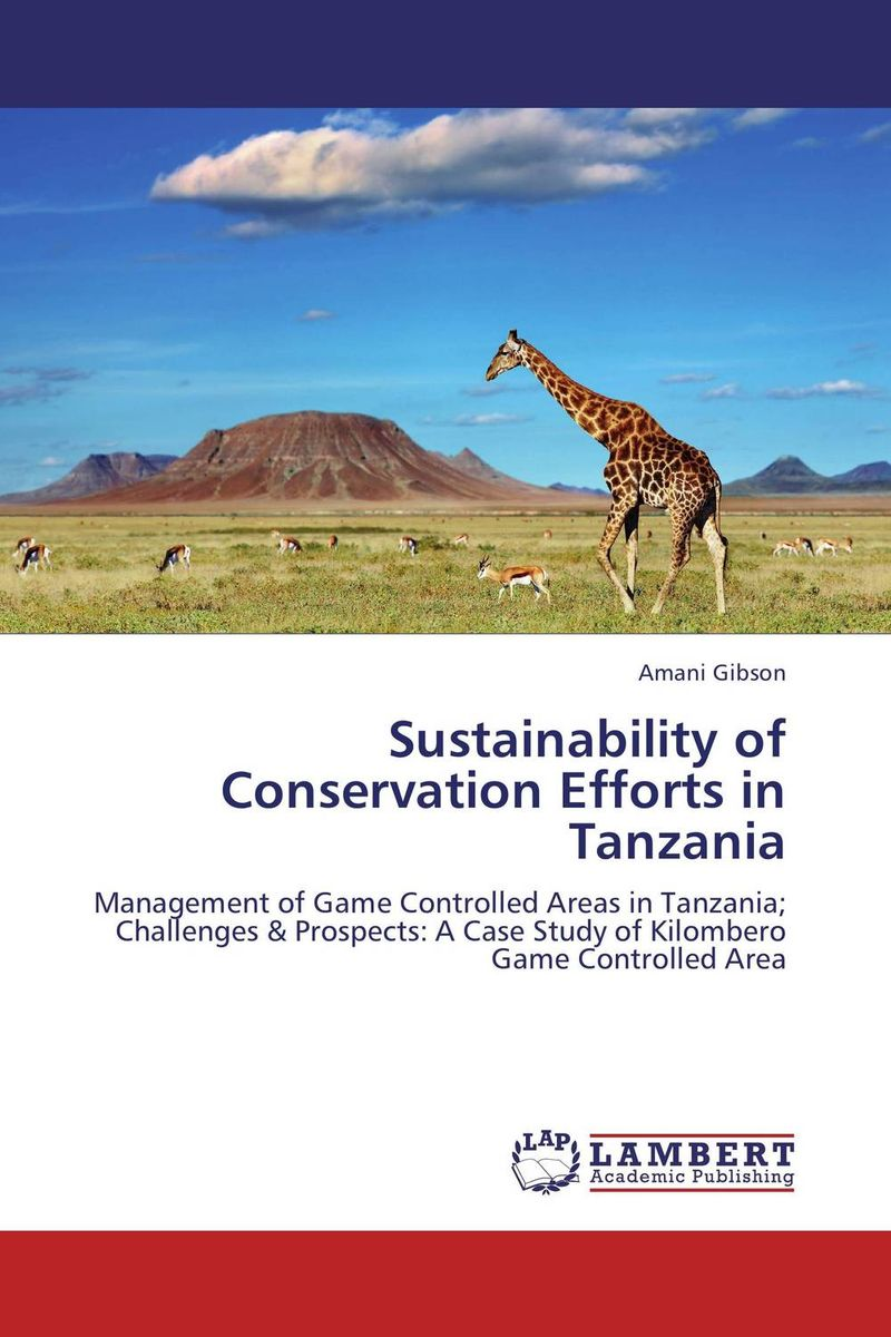 Sustainability of Conservation Efforts in Tanzania