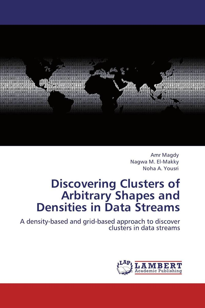 Discovering Clusters of Arbitrary Shapes and Densities in Data Streams streams of stream classifications