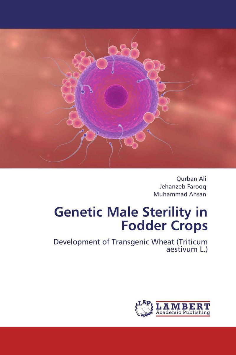 Genetic Male Sterility in Fodder Crops
