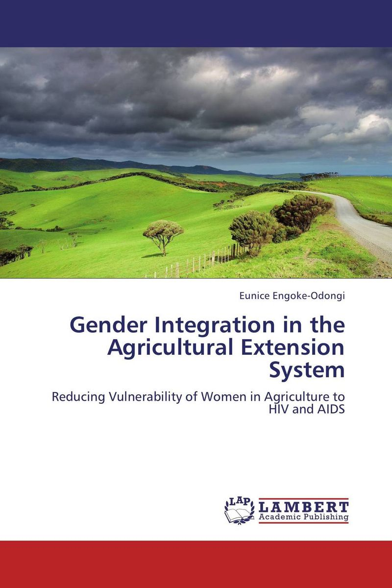 Gender Integration in the Agricultural Extension System maria p cantu global gender inequalities