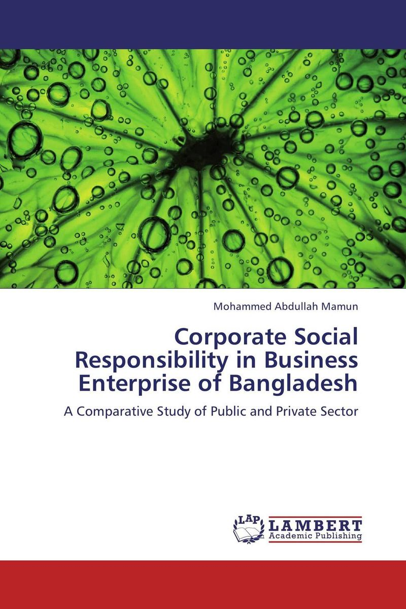 Corporate Social Responsibility in Business Enterprise of Bangladesh автомобили