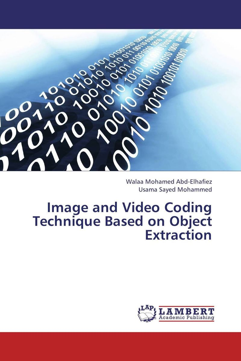 Image and Video Coding Technique Based on Object Extraction clustering and optimization based image segmentation techniques