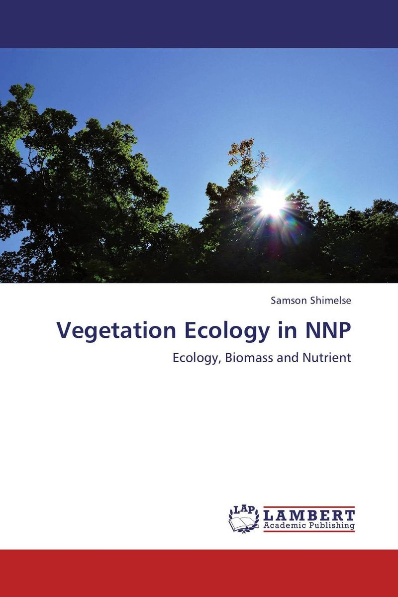 Vegetation Ecology in NNP vegetation ecology in nnp