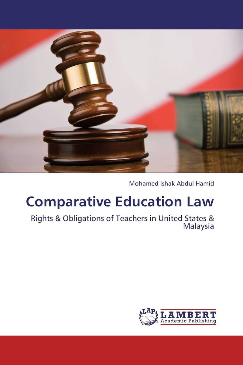 купить Comparative Education Law недорого