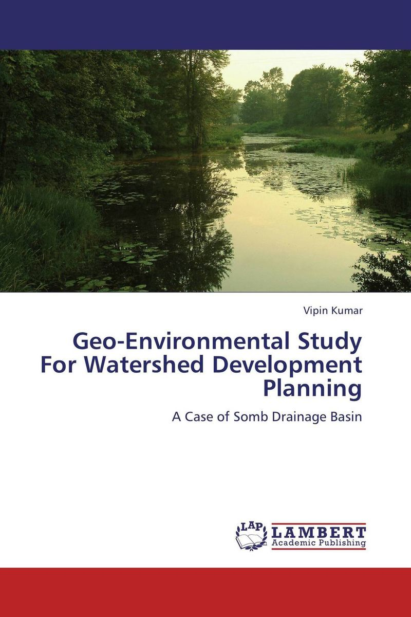 Geo-Environmental Study For Watershed Development Planning planning for development of water resources of maner river