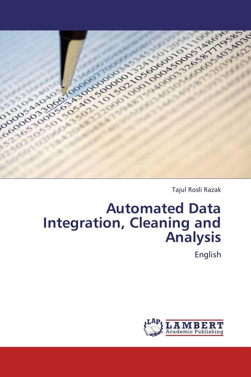 Automated Data Integration, Cleaning and Analysis футболка для беременных printio мишка me to you