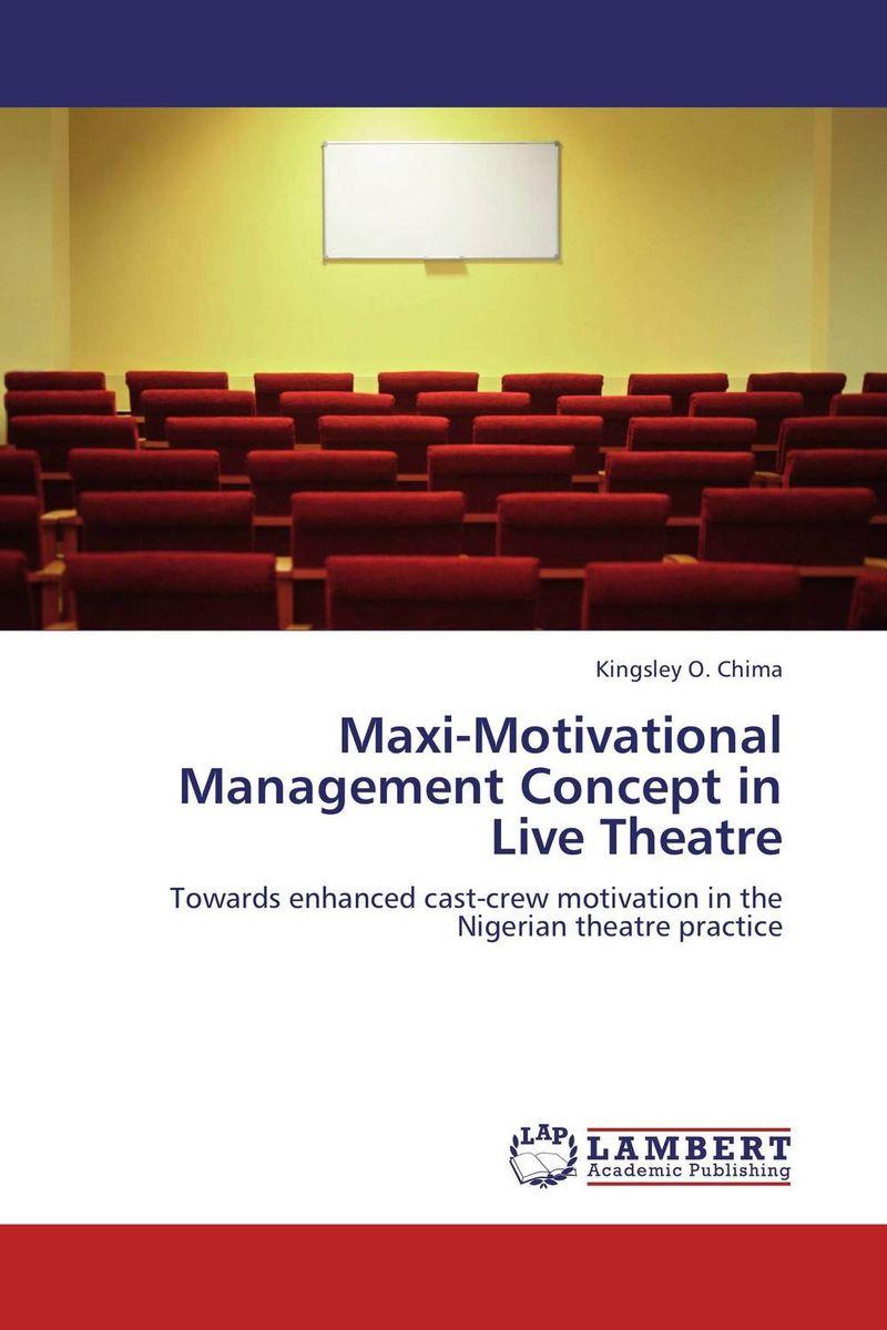 Maxi-Motivational Management Concept in Live Theatre magnum live in concert